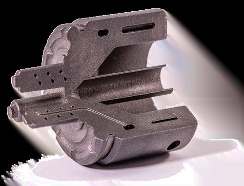 3D-tulosteet MS1 työkaluteräksestä
