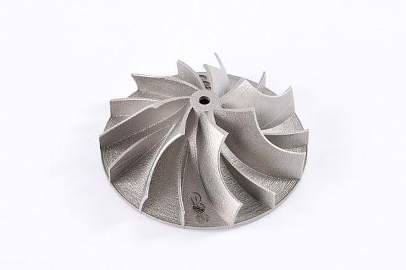 Inconel 939:stä 3D-tulostetut komponentit haastaviin käyttökohteisiin Delvalta
