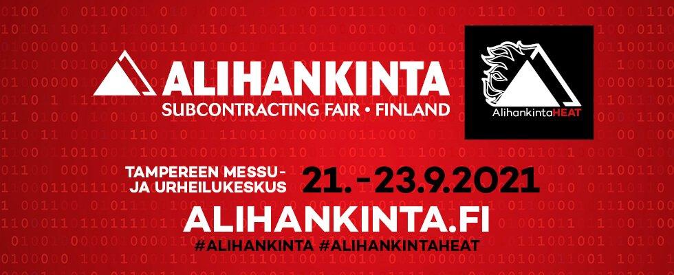 Tule tapaamaan asiantuntijamme Tampereen alihankintamessuille