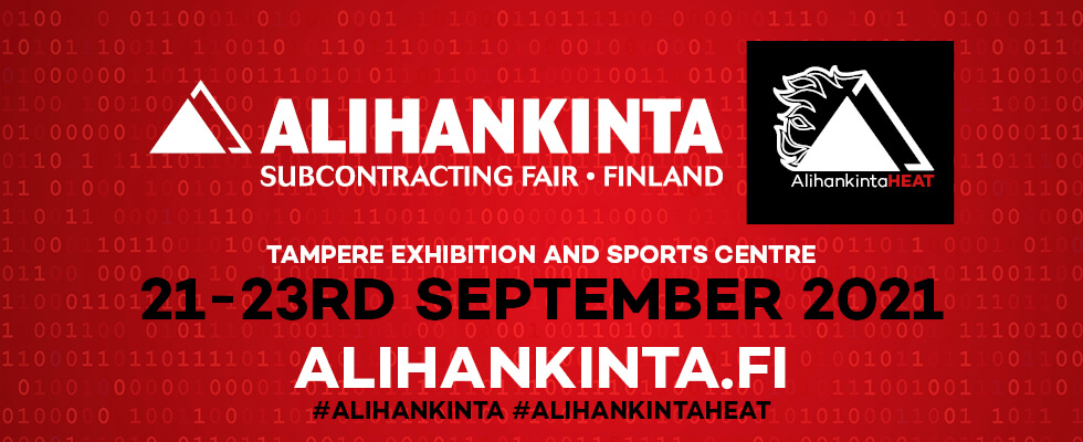 Come and meet our experts at the Subcontracting Trade Fair in Tampere